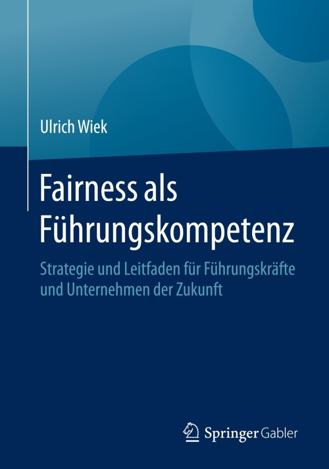 Buch Fairness als Führungskompetenz